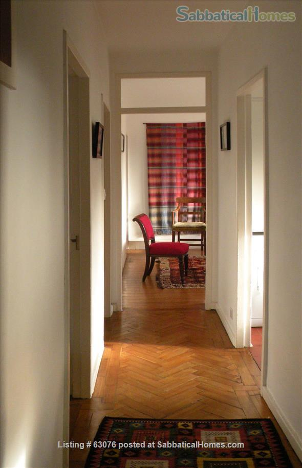 Bright, spacious, architecturally significant apartment in London, Islington/Clerkenwell Home Rental in London, England, United Kingdom 1
