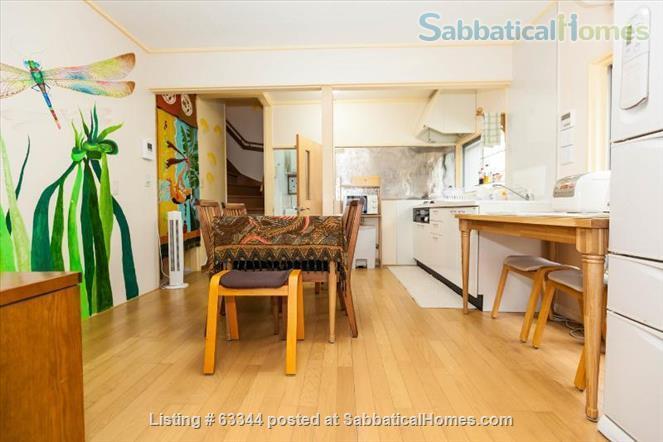 Tokhouse Tokyo  Home Rental in Bunkyo-ku, Tokyo-to, Japan 1