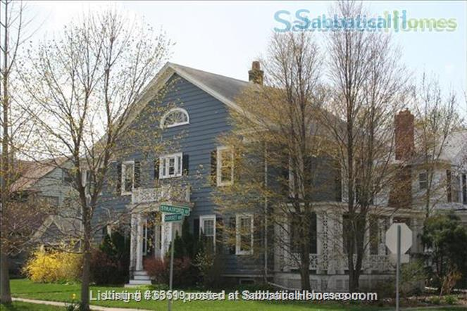 Beautifully remodeled 4-BR Colonial, 2 blocks from Syracuse University and SUNY Home Rental in Syracuse, New York, United States 0