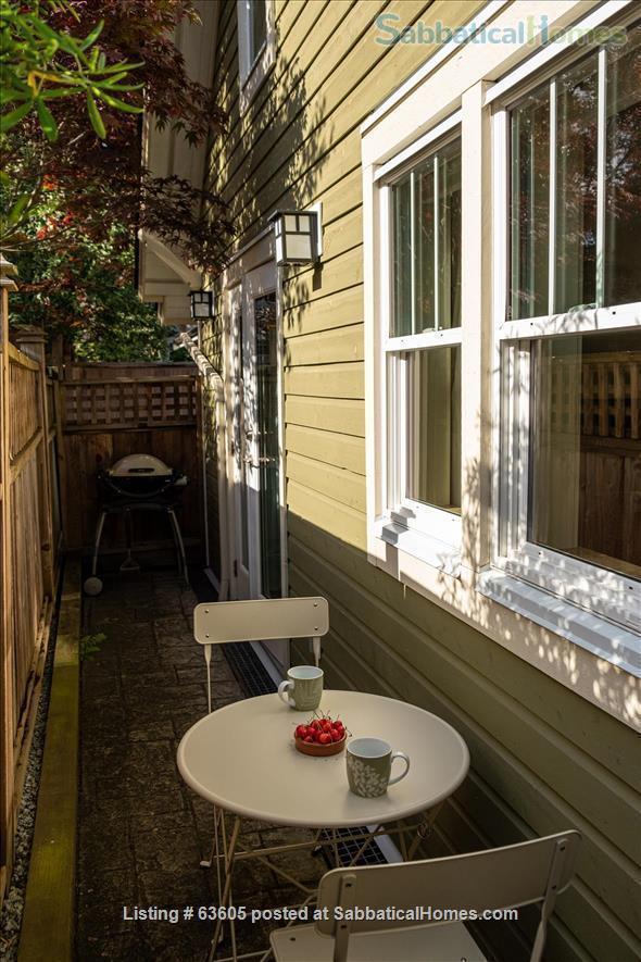 Private 1-bedroom Laneway House in Kitsilano, close to UBC Home Rental in Vancouver, British Columbia, Canada 9