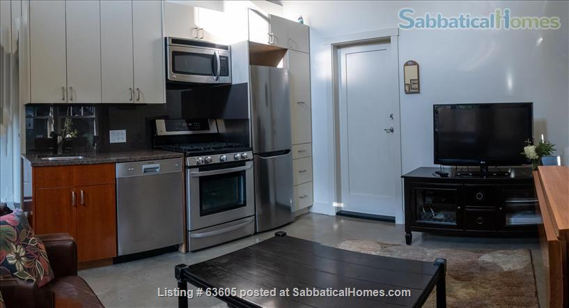 Private 1-bedroom Laneway House in Kitsilano, close to UBC Home Rental in Vancouver, British Columbia, Canada 3