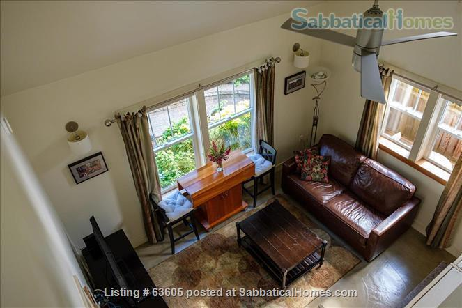 Private 1-bedroom Laneway House in Kitsilano, close to UBC Home Rental in Vancouver, British Columbia, Canada 5