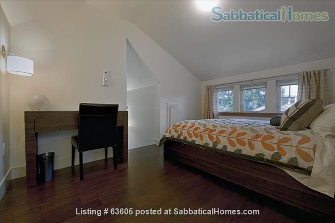 Private 1-bedroom Laneway House in Kitsilano, close to UBC Home Rental in Vancouver, British Columbia, Canada 6