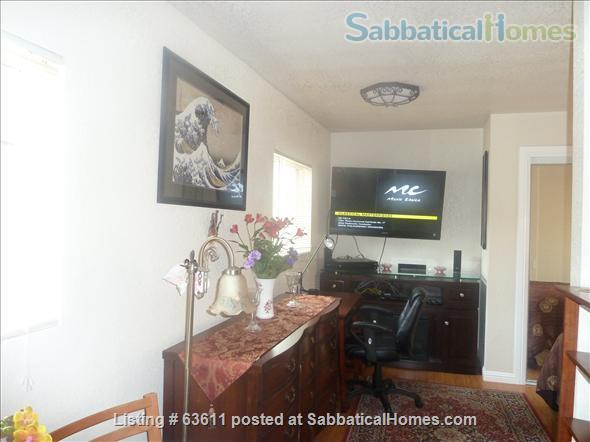Lovely Berkeley cottage fully furnished for rent Home Exchange in Berkeley, California, United States 0
