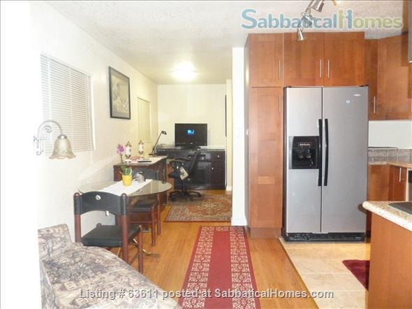 Lovely Berkeley cottage fully furnished for rent Home Exchange in Berkeley, California, United States 2