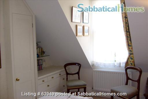 Central London two bedroom apartment in converted period warehouse Home Rental in Greater London, England, United Kingdom 4