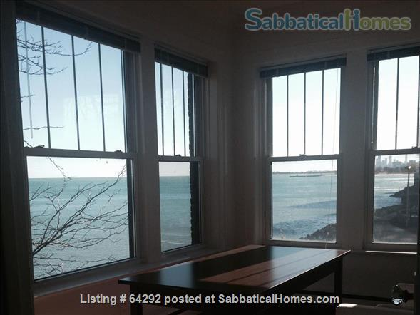 Beautiful Two Bedroom (corner unit) and One Bedroom both on Lake Michigan. Fully furnished, near transport Home Rental in Chicago, Illinois, United States 3