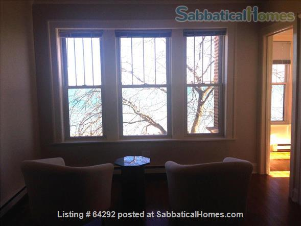 Beautiful Two Bedroom (corner unit) and One Bedroom both on Lake Michigan. Fully furnished, near transport Home Rental in Chicago, Illinois, United States 6