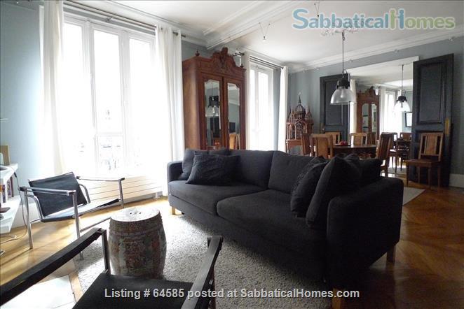 Paris Montmartre Sanctuary Home Rental in Paris, IDF, France 1