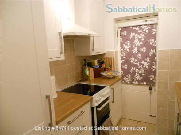 Large apartment  (two bedrooms, one used as study) in Central London near Hyde Park Home Rental in London, England, United Kingdom 9