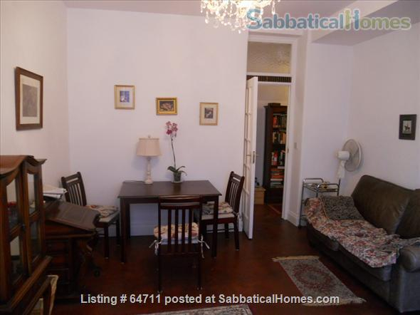 Large apartment  (two bedrooms, one used as study) in Central London near Hyde Park Home Rental in London, England, United Kingdom 0