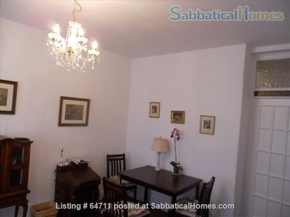 Large apartment  (two bedrooms, one used as study) in Central London near Hyde Park Home Rental in London, England, United Kingdom 2