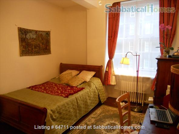 Large apartment  (two bedrooms, one used as study) in Central London near Hyde Park Home Rental in London, England, United Kingdom 5