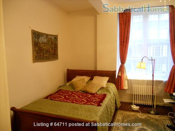 Large apartment  (two bedrooms, one used as study) in Central London near Hyde Park Home Rental in London, England, United Kingdom 7