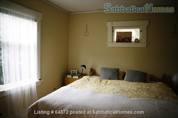 Beautiful + Furnished  home  close to UW and PLU Home Rental in Seattle 3