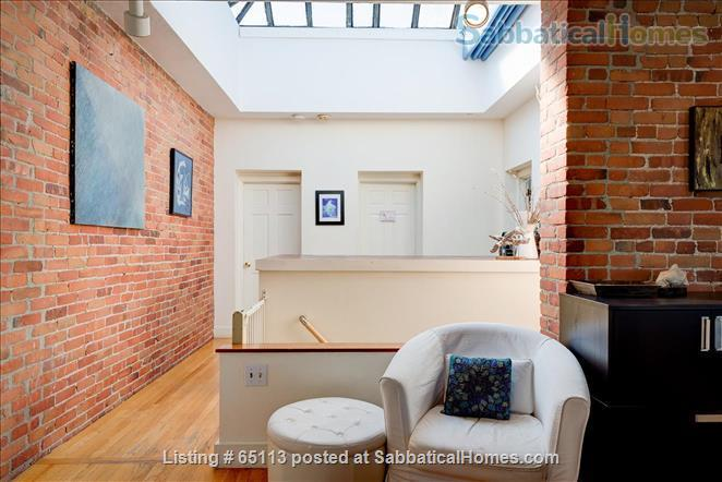 Furnished 4 bed / 2 bath condo with 1 parking spot in beautiful Brookline Home Rental in Brookline, Massachusetts, United States 3