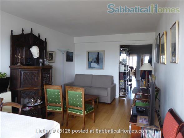 THREE-ROOMED APARTMENT – PARIS   -  walking distance from the Eiffel Tower Home Rental in Paris, Île-de-France, France 1