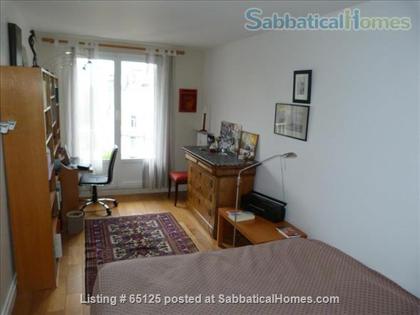 THREE-ROOMED APARTMENT – PARIS   -  walking distance from the Eiffel Tower Home Rental in Paris, Île-de-France, France 0