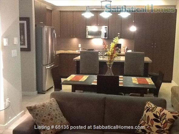 2br - 1330ft² - 2 BR, 2.5 BA Upscale Townhouse (UBC Campus, Vancouver, CA)  Home Rental in Vancouver, British Columbia, Canada 3