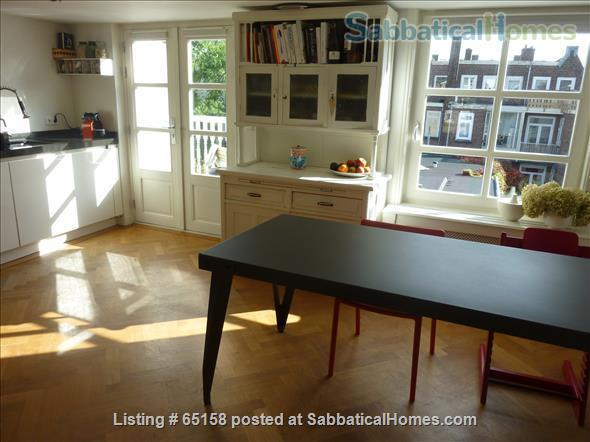 Very central Family apartment, Jordaan! Available July- August 2021 Home Rental in Amsterdam 3