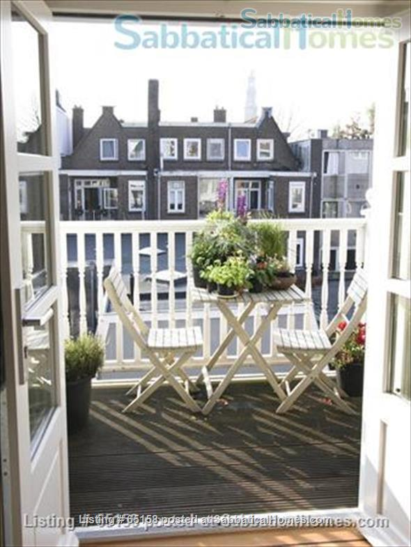 Very central Family apartment, Jordaan! Available July- August 2021 Home Rental in Amsterdam 5