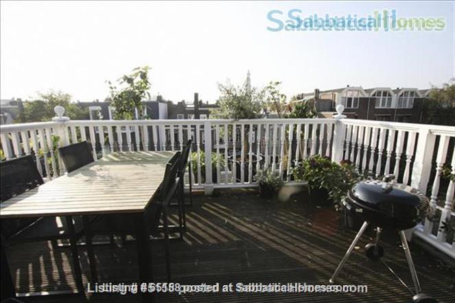 Very central Family apartment, Jordaan! Available July- August 2021 Home Rental in Amsterdam 7