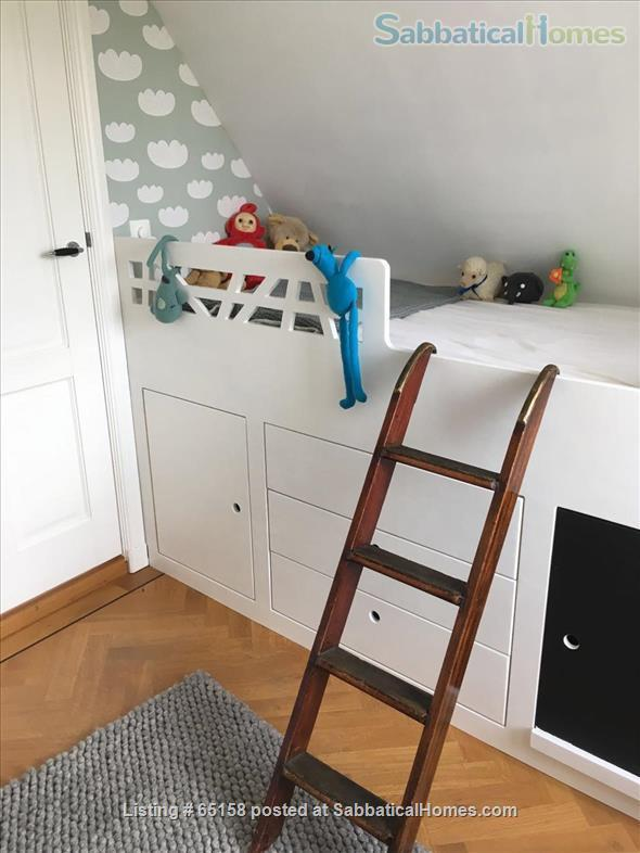 Very central Family apartment, Jordaan! Available July- August 2021 Home Rental in Amsterdam 8