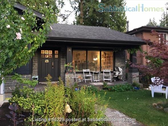 Little House in Upper Lynn Valley Home Rental in North Vancouver, British Columbia, Canada 1
