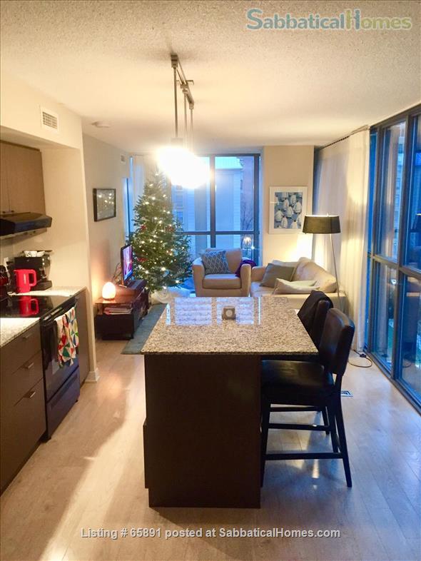 Family friendly downtown condo 2 bed+2 bath Home Rental in Toronto, Ontario, Canada 9