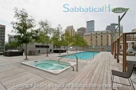 Family friendly downtown condo 2 bed+2 bath Home Rental in Toronto, Ontario, Canada 0
