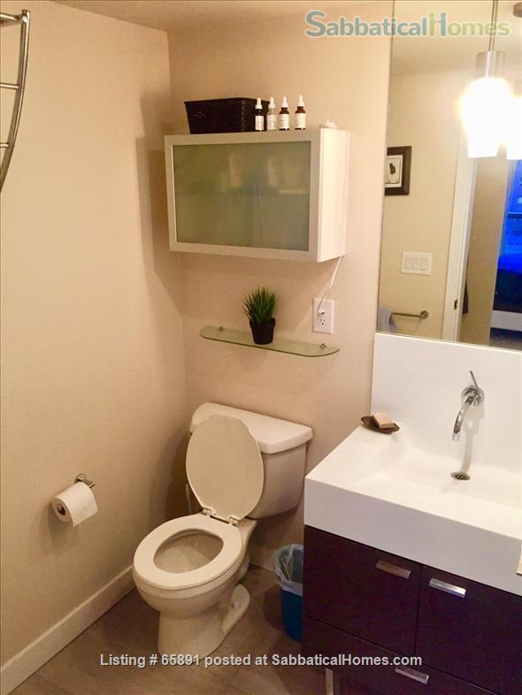 Family friendly downtown condo 2 bed+2 bath Home Rental in Toronto, Ontario, Canada 6