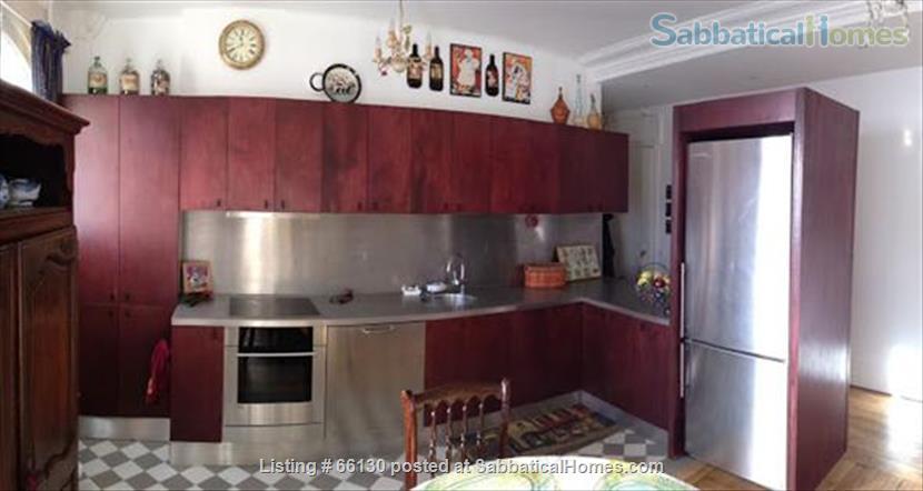 Elegant, remodeled apartment in Upper Belleville Village - Ideal for 2 Home Rental in Paris, IDF, France 0