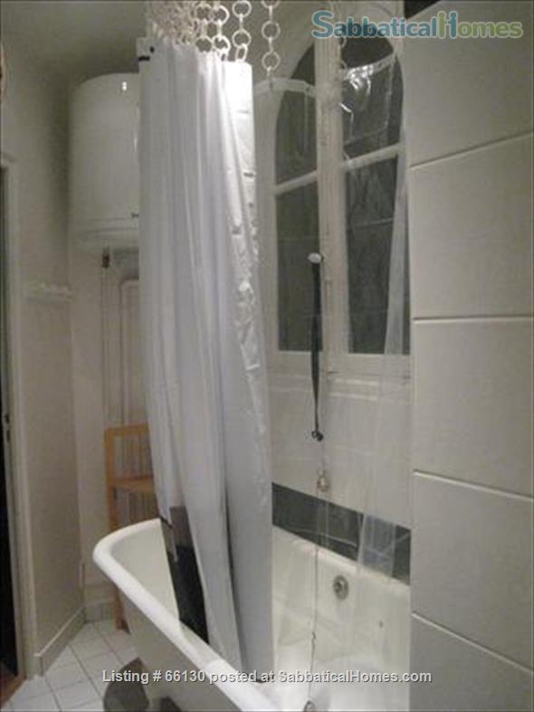 Elegant, remodeled apartment in Upper Belleville Village - Ideal for 2 Home Rental in Paris, IDF, France 6