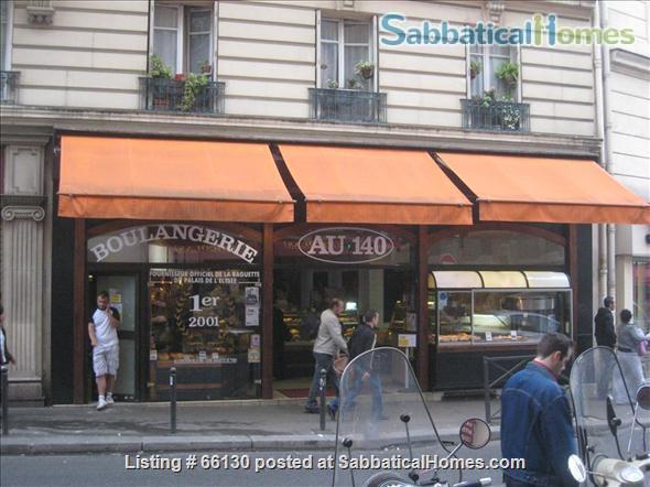 Elegant, remodeled apartment in Upper Belleville Village - Ideal for 2 Home Rental in Paris, IDF, France 8