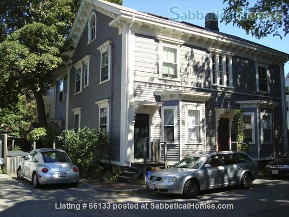 Spacious, Sunny, 2 bdrm, furnished duplex Cambridge apt. - available  May 15,  2021 Home Rental in Cambridge, Massachusetts, United States 0