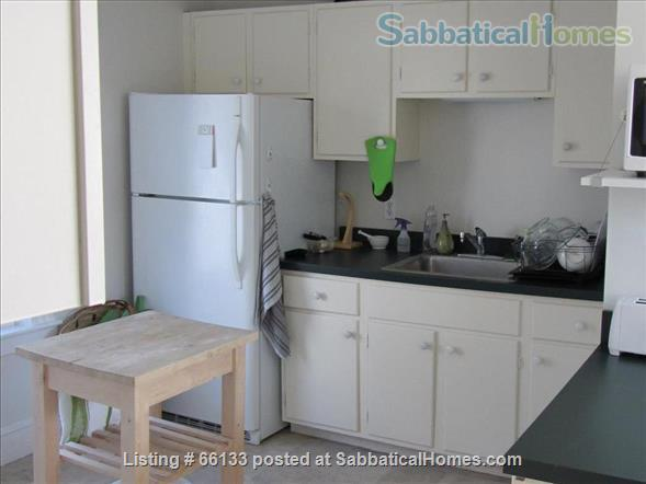 Spacious, Sunny, 2 bdrm, furnished duplex Cambridge apt. - available  May 15,  2021 Home Rental in Cambridge, Massachusetts, United States 4