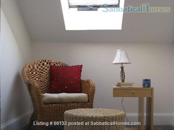 Spacious, Sunny, 2 bdrm, furnished duplex Cambridge apt. - available  May 15,  2021 Home Rental in Cambridge, Massachusetts, United States 6