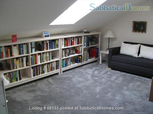 Spacious, Sunny, 2 bdrm, furnished duplex Cambridge apt. - available  May 15,  2021 Home Rental in Cambridge, Massachusetts, United States 7