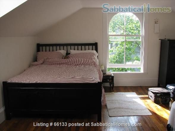 Spacious, Sunny, 2 bdrm, furnished duplex Cambridge apt. - available  May 15,  2021 Home Rental in Cambridge, Massachusetts, United States 8