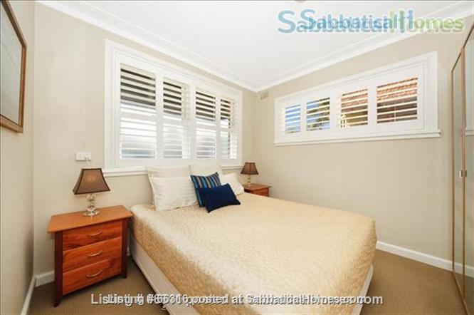 Lovely light one bedroom fully furnished apartment, only 7kms from Sydney city centre - Haberfield (Inner West) Home Rental in Haberfield, NSW, Australia 0