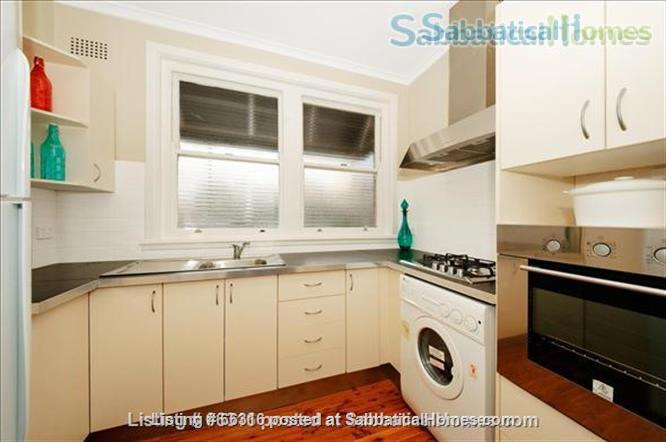 Lovely light one bedroom fully furnished apartment, only 7kms from Sydney city centre - Haberfield (Inner West) Home Rental in Haberfield, NSW, Australia 2