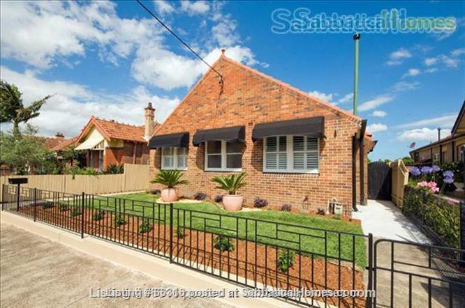 Lovely light one bedroom fully furnished apartment, only 7kms from Sydney city centre - Haberfield (Inner West) Home Rental in Haberfield, NSW, Australia 4
