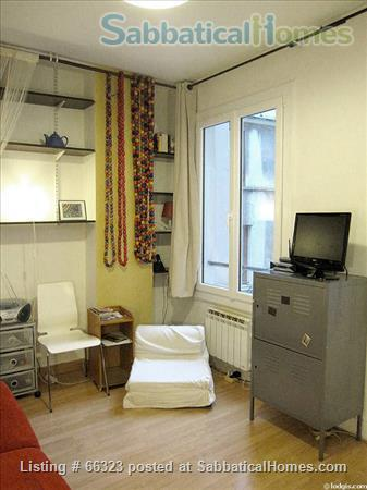 A pleasant studio downtown Le Marais to rent Home Rental in Paris, Île-de-France, France 0