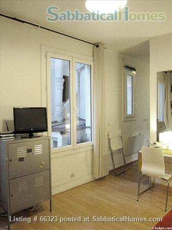 A pleasant studio downtown Le Marais to rent Home Rental in Paris, Île-de-France, France 2