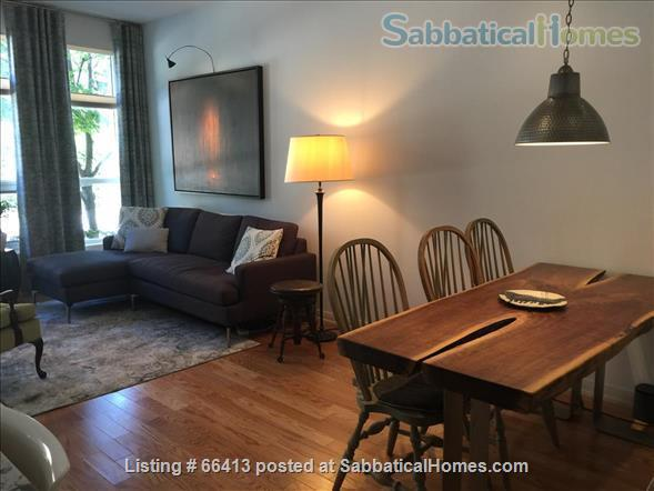 Quiet yet cool location, a home away from home. Walk to U/T and hospitals. Home Rental in Toronto, Ontario, Canada 0