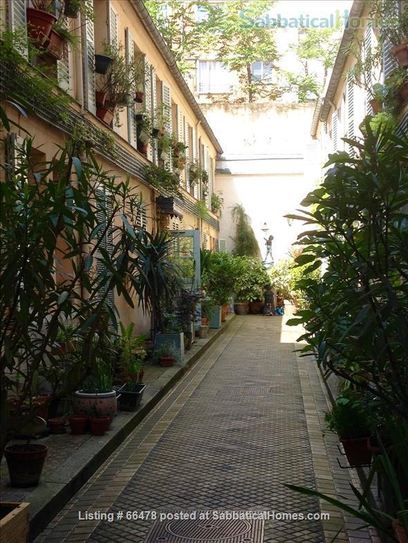 Wonderful apartment in Paris (5e arrondissement, near Mouffetard) Home Rental in Paris, IDF, France 1