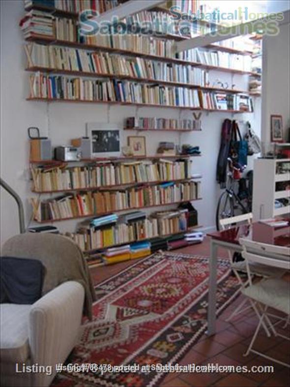 Wonderful apartment in Paris (5e arrondissement, near Mouffetard) Home Rental in Paris, IDF, France 0