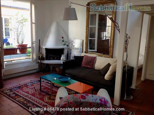 Wonderful apartment in Paris (5e arrondissement, near Mouffetard) Home Rental in Paris, IDF, France 2