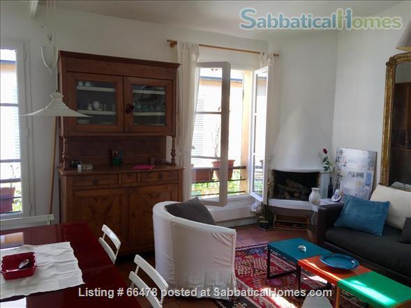 Wonderful apartment in Paris (5e arrondissement, near Mouffetard) Home Rental in Paris, IDF, France 3