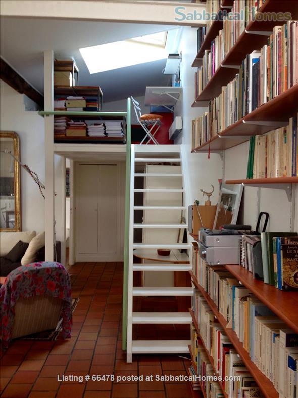 Wonderful apartment in Paris (5e arrondissement, near Mouffetard) Home Rental in Paris, IDF, France 5